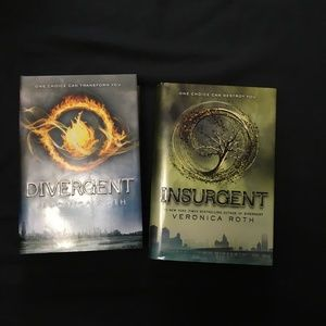 Divergent Trilogy Books
